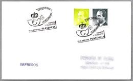 Exposicion Itinerante - Correos Y Telegrafos. Plasencia, Caceres, Extremadura, 1991 - Correo Postal