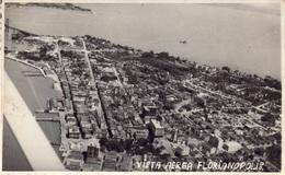 Brasil, Florianópolis, SC. Vista Aérea. Real Foto. - Florianópolis