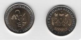 West African St. - 200 Francs 2017 UNC Lemberg-Zp - Otros – Africa