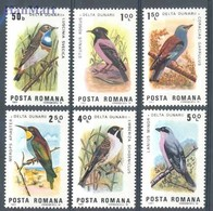 Romania 1983 Mi 3966-3971 MNH ( ZE4 RMN3966-3971 ) - Oiseaux