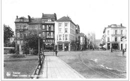 TOURNAI - Place Crombez Et Rue Royale - Thill, N° 8 - Tournai