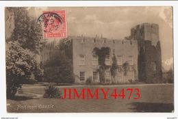 POST CARD - Fonmon Castle En 1916 - Vallée De Glamorgan Pays De Galles - N° 43464 - Glamorgan