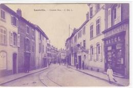 Meurthe-et-Moselle - Lunéville - Grande Rue - Luneville