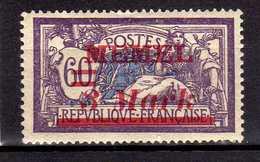 Memel 1921 Mi 37 * [260819VII] - Memelgebiet