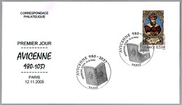 Medico AVICENA (980-1037) - AVICENNA. SPD/FDC Paris 2005 - Medicina