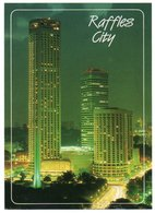 SINGAPORE - RAFFLES CITY / METER CHINESE NEW YEAR - Singapore