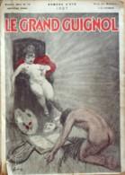 LE GRAND GUIGNOL-Dessins Inédits ELSEN-1927-HS28 - Magazines - Before 1900