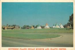 Etats-Unis - Oklahoma - Anadarko - Southern Plains Indian Museum And Crafts Center - Semi Moderne Grand Format - état - Etats-Unis
