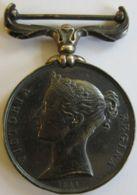 AG00241  VICTORIA REGINA 1854 - Profil  (Ag36g) Allégories Au Revers - Royaux / De Noblesse
