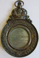 AG05020  HULDE - MUZIEK MAATSCHAPPIJ  - 1880 (Ag16g) - Professionnels / De Société