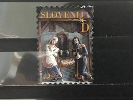 Slovenië / Slovenia - Kerstmis (D) 2001 - Slovenië