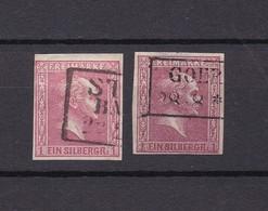 Preussen - 1858 - Michel Nr. 10 A/b - Preussen