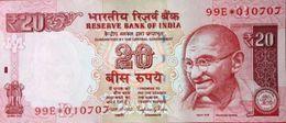 India 20 Rupees 2015 UNC - Inde