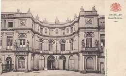 *CPA: BRUXELLES - MUSÉE MODERNE 09/11/1905 - CARTE PRÉCURSEURS - RECTO/VERSO - Musées