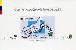 Lote PEP1097, Colombia, 2016, Entero Postal, Postal Stationery, Firma De La Paz, Signature Of Peace Agreements - Colombia