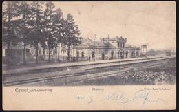 01655 - Valkenberg, Station - Gelopen 1904 - Valkenburg