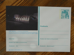 Postal, Stationery, Dans, Dance - Théâtre