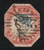 INDE ANGLAISE - N° 5 Obl (1854) Victoria - India (...-1947)