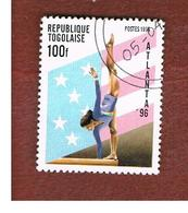 TOGO  -   MI 2382  -   1996  OLYMPIC GAMES   - USED ° - Togo (1960-...)