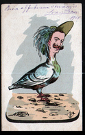 ILLUSTRATEUR  Politique Satirique, Molynck - Künstlerkarten