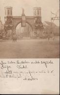 ! Alte Fotokarte Aus Magdeburg, Tor, 1904, Photo - Magdeburg
