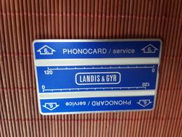 Landis & Gyr BRUNEI Service 010L00065  (Mint,Neuve) Very Rare - Brunei