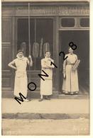 BOULANGERIE RICHARD - LIEU A IDENTIFIER - PHOTO CARTE - BOULANGERS PAIN - EDITEUR AJAX - Postcards