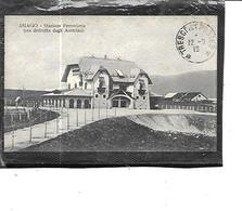Europe-ITALIE-ASIAGO-StazioneFerroviaria---Une Vue De La Gare - Vicenza