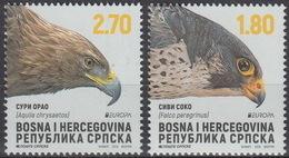 Europa 2019 / Bosnia And Herzegovina - Rep. Sarpska / Set 2 Stamps - 2019