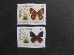 Nouvelle-Calédonie: TB Paire PA N° 265/266, Neufs XX . - Nuovi