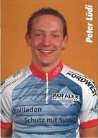 CYCLISME: CYCLISTE PETER LUDI - Ciclismo