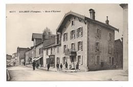 CPA 88 GOLBEY Rue D'EPINAL - Golbey