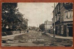 Angleterre   CPA De WALLASEY     Grove Road   Joli Plan   Pli Marqué  Bas Gauche - Angleterre