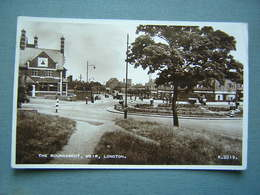 LONGTON - THE ROUNDABOUT - MEIR - Autres