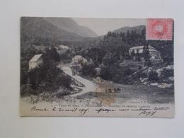 Carte Postale  - LE PORTILLON (31) - Frontiere France Espagne (3379) - Autres Communes