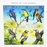 St.Vincent 1997**Mi.3974-79 Birds , MNH [3;59] - Vögel