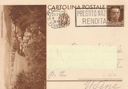 Cartolina Postale -  Propaganda Turistica - C 90/22 - Viaggiata - 1900-44 Vittorio Emanuele III