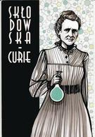 Marie Curie-Sklodowska, Belle Carte Postale (entier)  Du Musée Marie Curie, Adressée Andorra, Avec Timbre à Date Arrivée - Premi Nobel