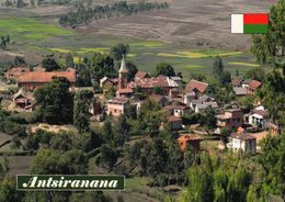 1 AK Madagaskar * Blick Auf Die Stadt Antsiranana - Im Norden Madagaskars Und Hauptstadt Der Region Diana * - Madagaskar