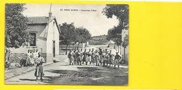 SOUK-AHRAS Casernes Tiffeh (Collection Idéale) Algérie - Souk Ahras
