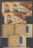 China 2002 , 3 Bloecke Und 3 Markenheftchen Postfrisch - 1949 - ... People's Republic