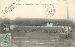 - Dpts Div -ref-AL343- Sarthe - Forêt De Bonnétable - Fossés à Terre De La Poterie - Poteries - Artisanat - - Bonnetable