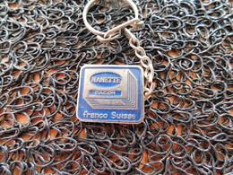 Porte Clefs Manette, Bacon, Franco Suisse (BOX 4-3) - Porte-clefs