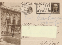 Cartolina Postale -  Propaganda Turistica - C 90/16- Viaggiata - 1900-44 Vittorio Emanuele III