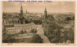 OPPELN - Blick Vom Plastenturm - Pologne