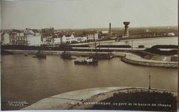 Belgien Blankenberghe Hafen 1917 (65178) - Guerre 1914-18