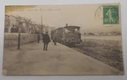 13 La Ciotat - Arrivée Du Train - Gare Ville - Beau Plan - La Ciotat