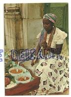 Brésil Touristique. Salvador - Bahia. Femme Bahianaise Qui Cuisine - El Salvador