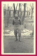 Correspondance De Prisonniers De Guerre - Stalag III C - Alt Drewitz Bei Küstrin - Protagoniste Dénommé Max Morou - Weltkrieg 1939-45