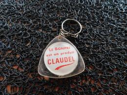 Porte Clefs Le Bonpré Est Un Produit Claudel, Peugeot 1900   (BOX 4-3) - Porte-clefs